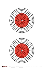 1x Style 16: Air Rifle 50 Meter