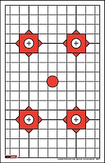 7 - Style 7: Four Targets & Sight in Circle