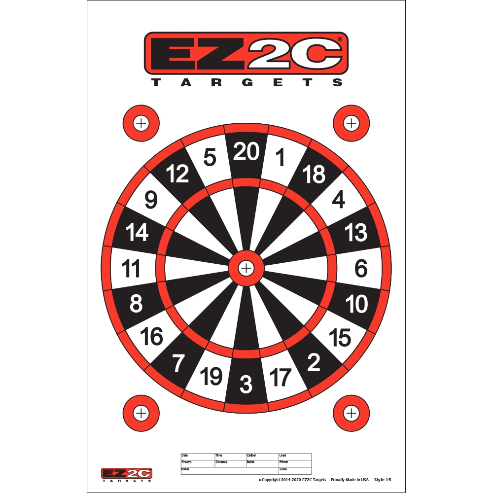 200 EZ2C Targets Eight Popular Styles