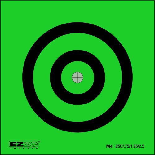 Mini Targets Green Style 4