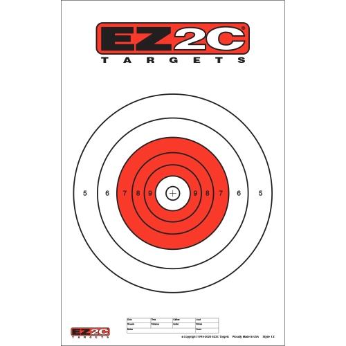 Style 12: Pistol 25 Yard Slow Fire