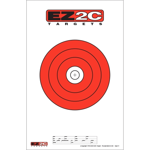 Style 9: Eight Inches of EZ2C Red