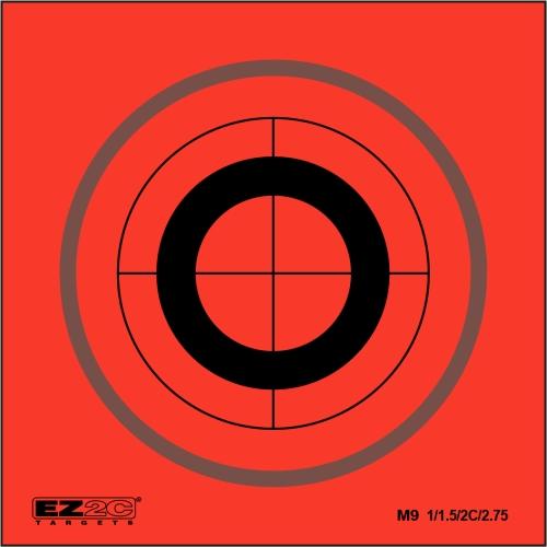 Mini Targets Style 9