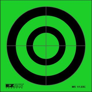 Mini Targets Green Style 5