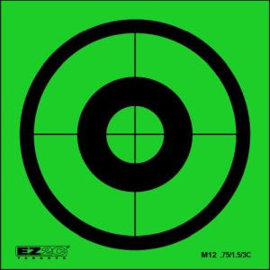 Mini Targets Green Style 12