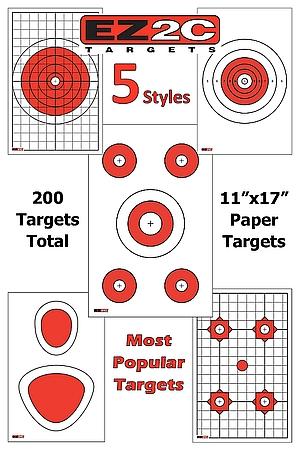 200 EZ2C Targets Five Most-Popular Styles