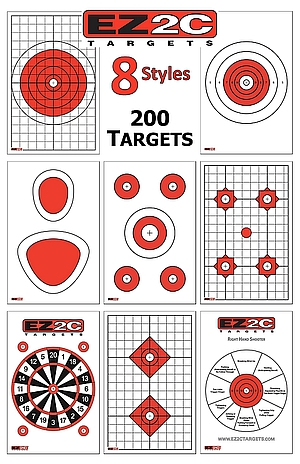 200 EZ2C Targets Eight Popular Styles